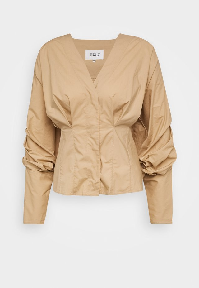 ADDISON - Blouse - ginger root