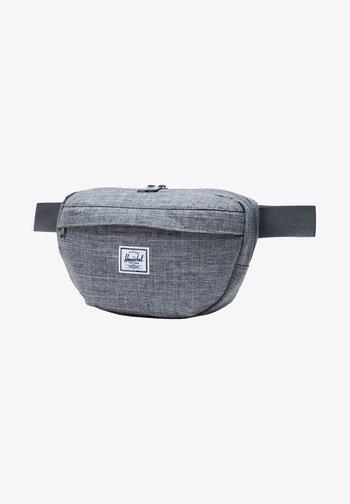 Bum bag - raven crosshatch [00919]