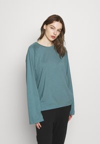 CALANDO - Long sleeved top - goblinblue - 0