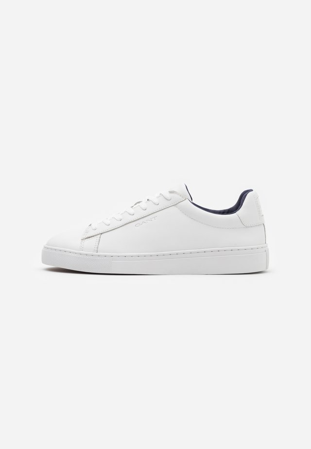 MC JULIEN - Baskets basses - bright white/blue