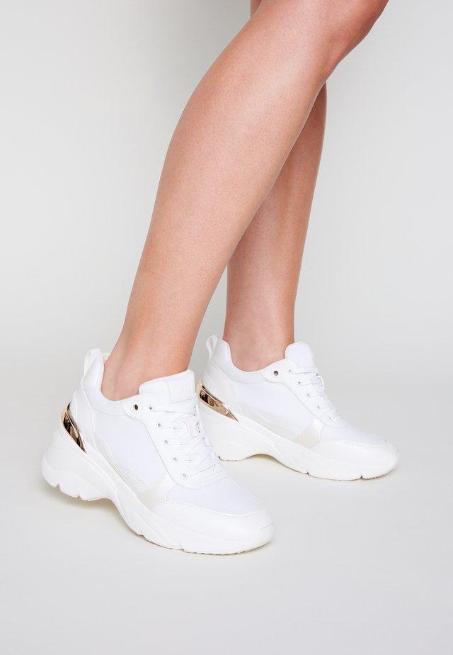 DARDOVIEL - Sneakers laag - white