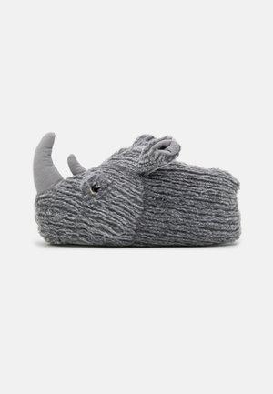 RHINO  - Kapcie - grey