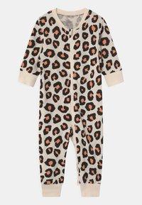 Lindex - LEO UNISEX - Pyjamas - light beige - 0