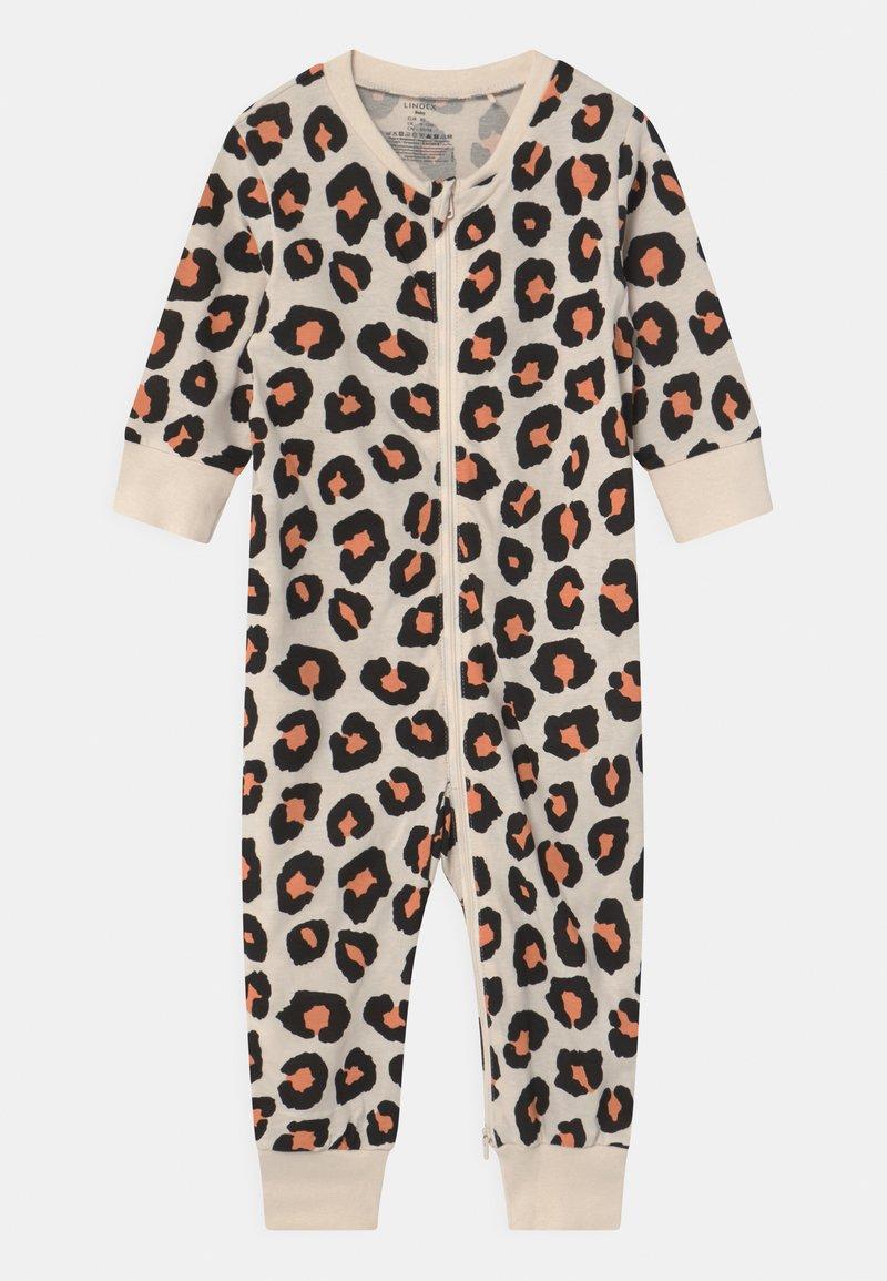 Lindex - LEO UNISEX - Pyjamas - light beige