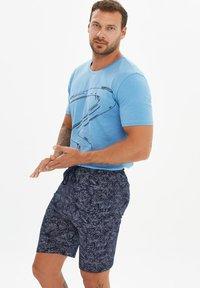 Trendyol - Shorts - navy blue - 0