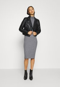 EDITED - HADA DRESS - Shift dress - grey - 1