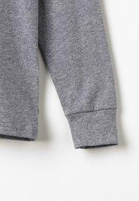 Patagonia - GRAPHIC ORGANIC UNISEX - T-shirt à manches longues - gravel heather - 2