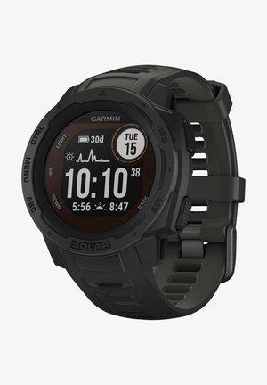 Heart rate monitor - grau