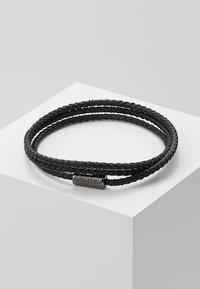HUGO - ELEMENT - Armband - black - 0