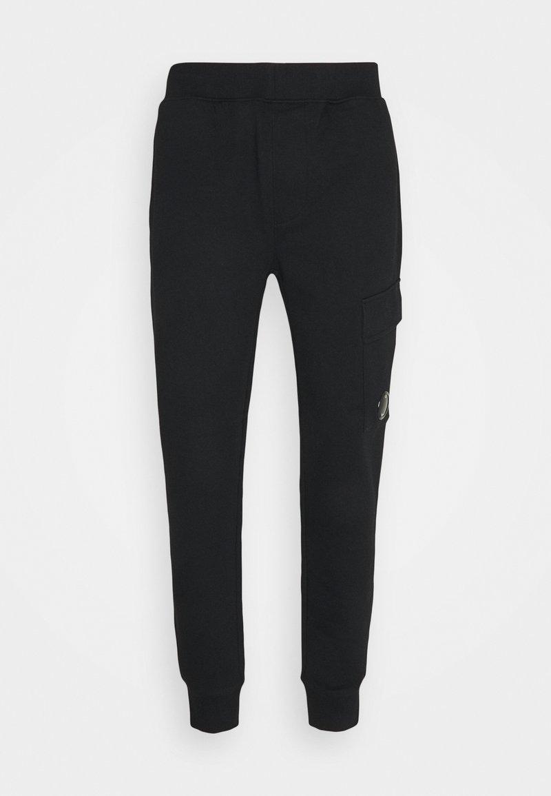 C.P. Company - PANT - Tracksuit bottoms - black
