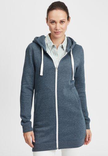 OLINDA - Zip-up sweatshirt - ins blue m