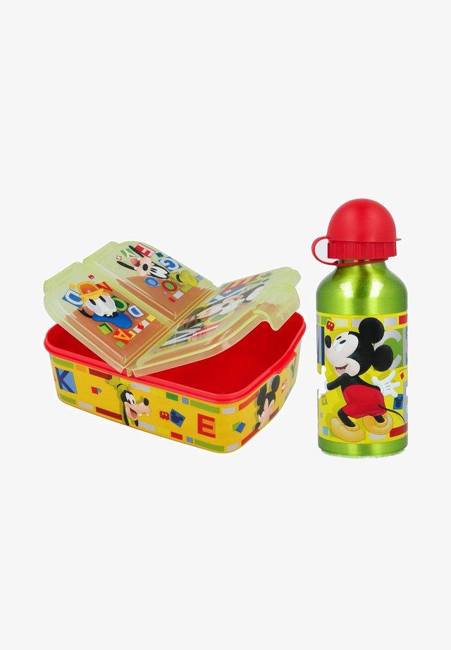 Lunch box - gelb