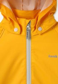 Kamik - SPOT - Vodotěsná bunda - citrus - 3