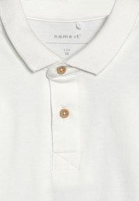 Name it - NBMSOPIN - Polo shirt - snow white - 3