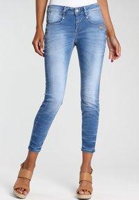 Gang - Jeans Skinny Fit - blue denim - 0