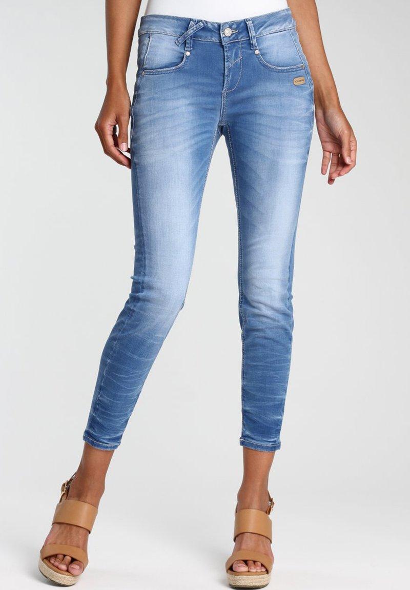 Gang - Jeans Skinny Fit - blue denim