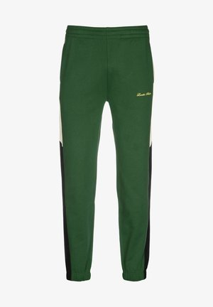 Pantalon de survêtement - green/multico