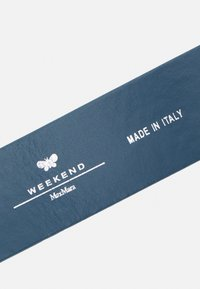 WEEKEND MaxMara - HIDESIA - Waist belt - azurblau - 4