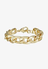 SNÖ of Sweden - MARIO MIDDLE BRACE PLAIN - Bracelet - gold-coloured - 1