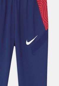 Nike Performance - DRY STRIKE  - Teplákové kalhoty - deep royal blue/dark beetroot/white - 2