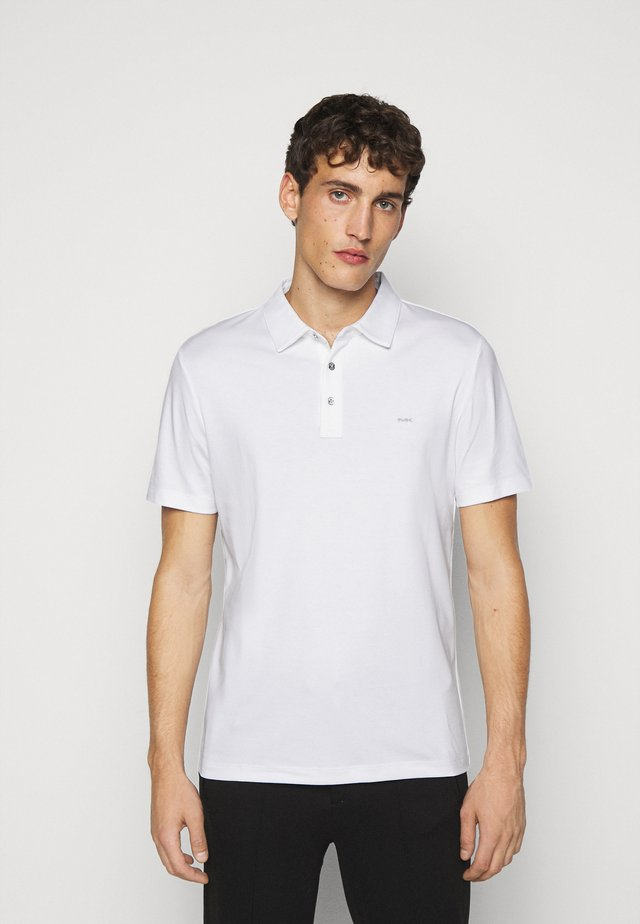 SLEEK - Polo - white