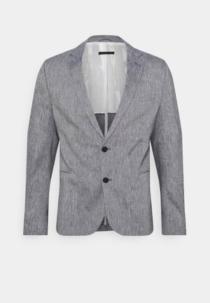 HURLEY - Blazer jacket - dark blue