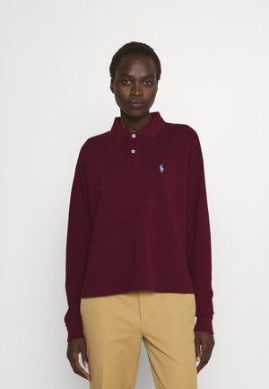 LONG SLEEVE - Poloshirt - monarch red