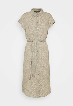 PCNYA SHIRT DRESS - Shirt dress - shadow