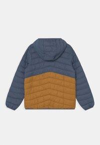 Marks & Spencer London - Winter jacket - dark blue/orange - 1