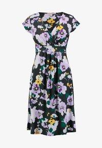 Denní šaty - grey/lilac