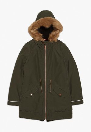 MANTEL - Winter coat - khaki