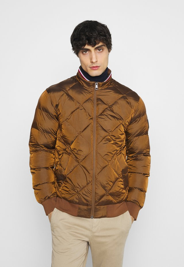 TWO TONES - Bomberjacke - brown