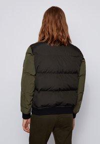 BOSS - OSK - Down jacket - open green - 2