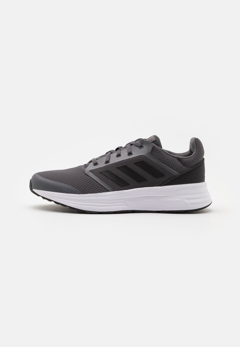 adidas Performance - GALAXY  - Neutrální běžecké boty - grey five/core black/footwear white