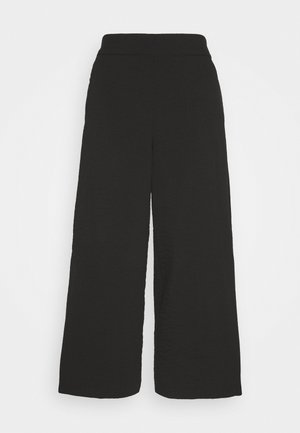 VILINEA PANTS - Bukse - black