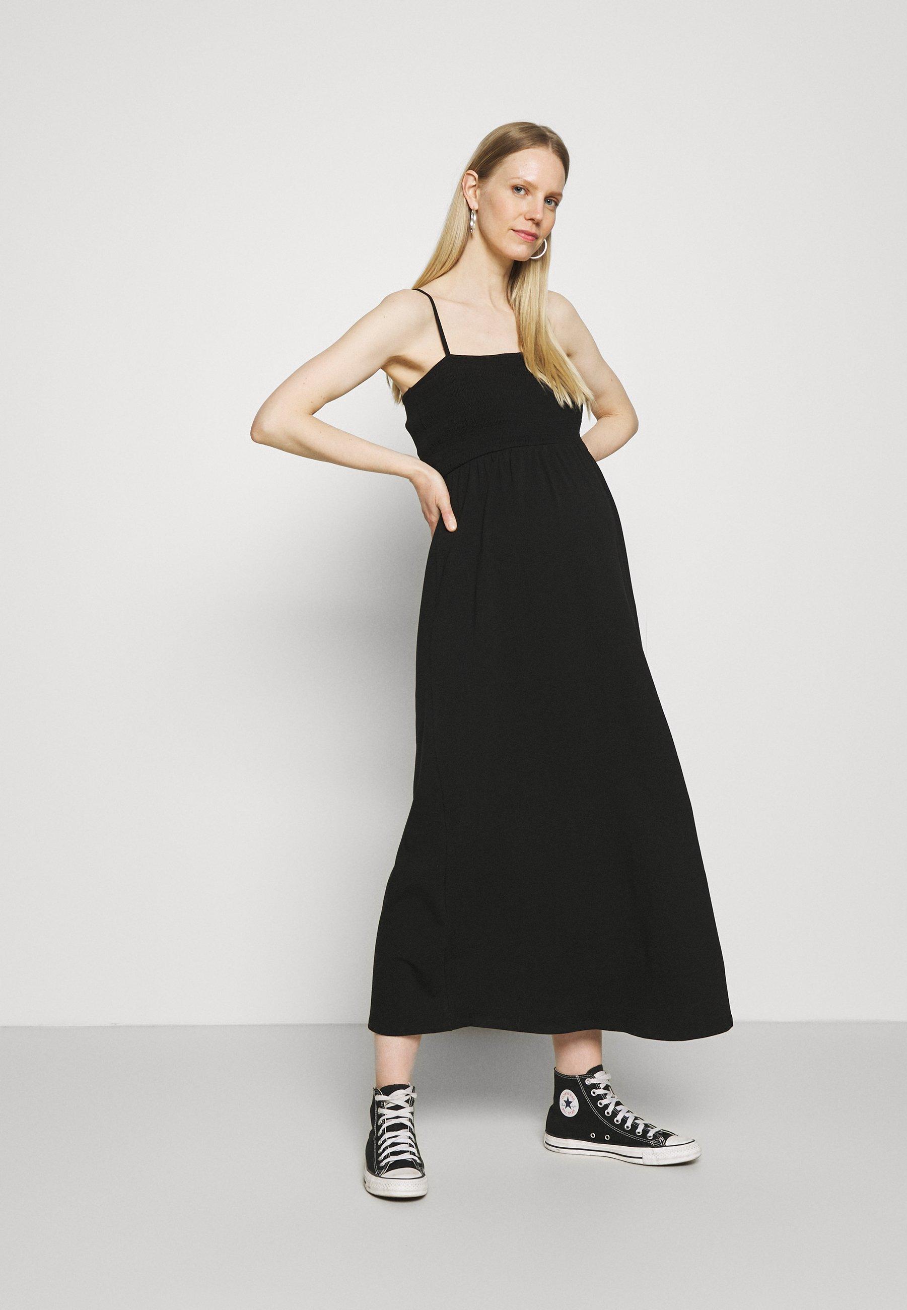 Donna OLMEMMA SMOCK DRESS - Vestito lungo