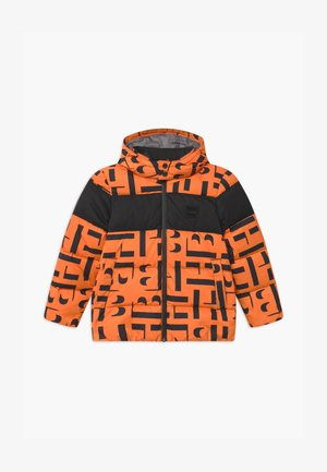 PUFFER - Winter jacket - orange