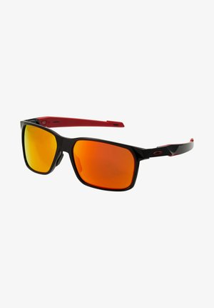 PORTAL UNISEX - Sunglasses - black
