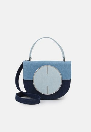 VOS CROSSBODY - Handbag - indigo multi