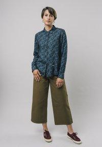 Brava Fabrics - Overhemdblouse - blue - 1