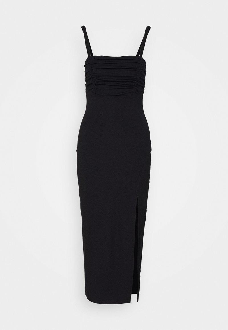 Fashion Union - LIDAL - Shift dress - black