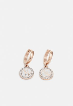 HOUR - Earrings - rose gold-coloured