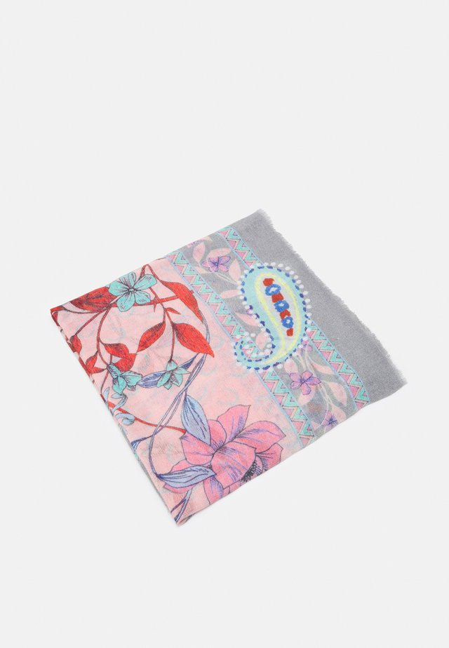 BUTTERFLY LOGO - Scarf - light pink