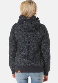 Ragwear - JOTTY DROP  - Waterproof jacket - blue - 1