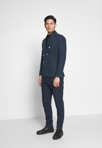 Tommy Hilfiger Tailored - WASHED SLIM FIT - Giacca - blue - 1