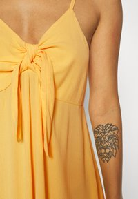 s.Oliver - DRESS - Beach accessory - vanille - 4