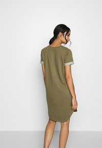 JDY - JDYIVY LIFE DRES - Day dress - martini olive - 2