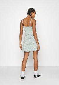 Hollister Co. - BARE FEMME SHORT DRESS - Kjole - mint - 2