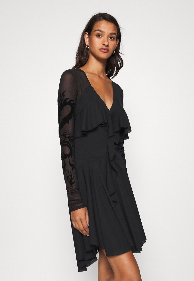 Diesel - ADELE  - Day dress - black