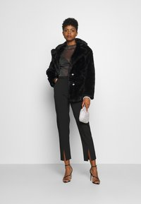 New Look - WINNIE - Winter jacket - black - 1